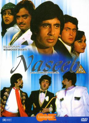 Bollywood And Hollywood Films Indian Film Naseeb Destiny